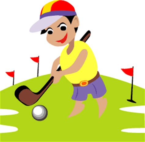 Essay on the history of golfer
